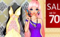 Vestir chica de tienda 6