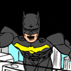 Batman Coloring Games