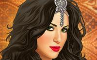 Maquilhagem de Shakira 2