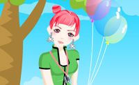Dress up Park Girl 3