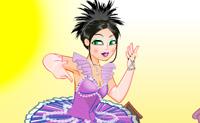 Maquilhagem de Bailarina