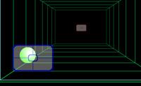 3D Pong 4
