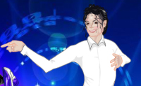 Veste o Michael Jackson