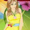 Make up Flower Girl Games