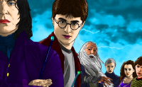 Harry Potter, partea a 6-a