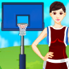 Basketball Girl Dress Up Games