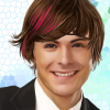 Zac Efron dress up Games