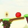 Murmeln und Baumstämmen Spiele