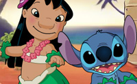 Lilo and Stitch Hula Hustle