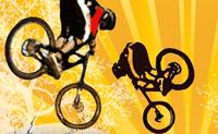 BMX w Trasie