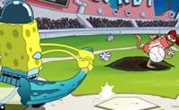 Spongebob Honkbal Spel