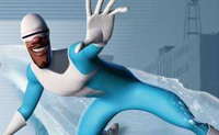 The Incredibles Thin Ice