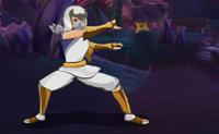 Ninja Star Challenge