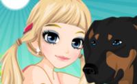 Novo Cachorro de Tessa