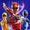 Power Rangers Ninja Storm Games