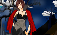 Vampiress Dress Up