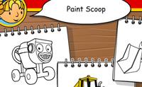 Byggmester Bob fargelegger