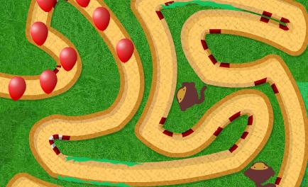Juegos de Bloons Tower Defense 3