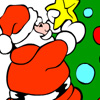 Christmas Coloring 5 Games