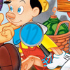 Pinocchio Hidden Numbers Games