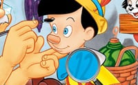 Pinocho busca Números