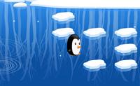 Penguin's jump