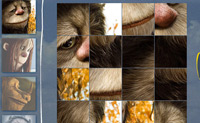 Puzzel Wild Things