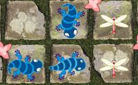 Lagartos azuis