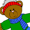 Winter Malen 6 Spiele