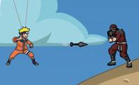 Ninja Parachutist