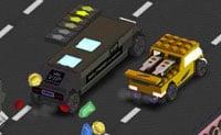 Лего - городская гонка