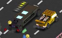 Lego Stadtrennen