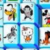 Cartoon Mahjong Games