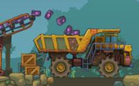 Transporte de escombros