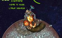 De wormenplaneet