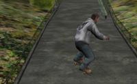 Skateur de rue