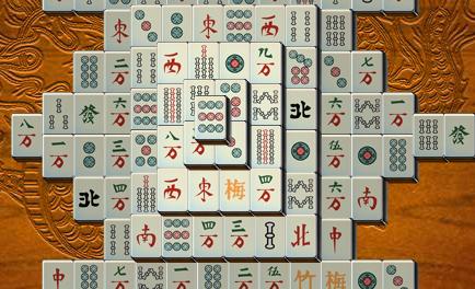 Spielkarussell Mahjong