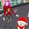 Barbie Winter Girl Games