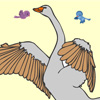 Goose coloring Games