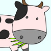 Cow coloring Games