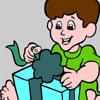 игры Мальчик с подарком