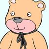 игры Раскраска медвежонок