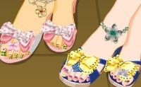 Jolis pieds d'été