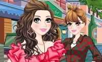 Barbie Girl Autumn Fashion
