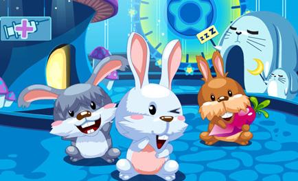 kaninchenhaus kaninchenhaus spiele auf gratis spielen. Black Bedroom Furniture Sets. Home Design Ideas