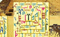 Mahjong Egipcio