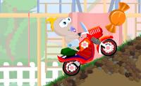 Bébé en moto