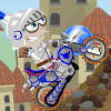 Giochi Motocross medievale