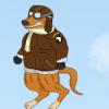 игры Летающий кенгуру