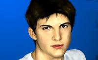 Ashton Kutcher opmaken